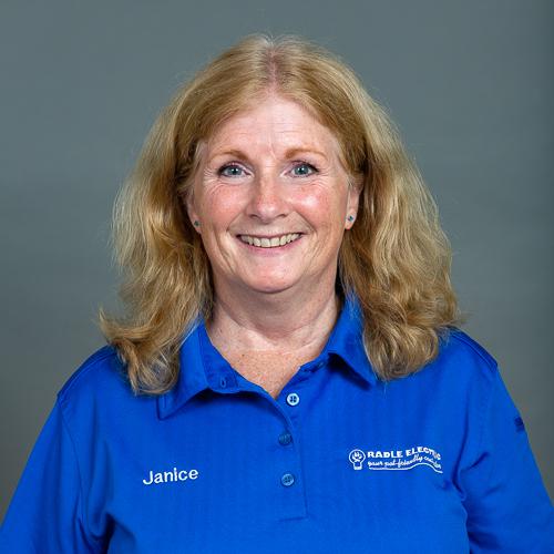 Janice Medellin <br> Customer Service