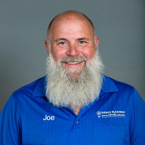 Joe Radle <br> Owner