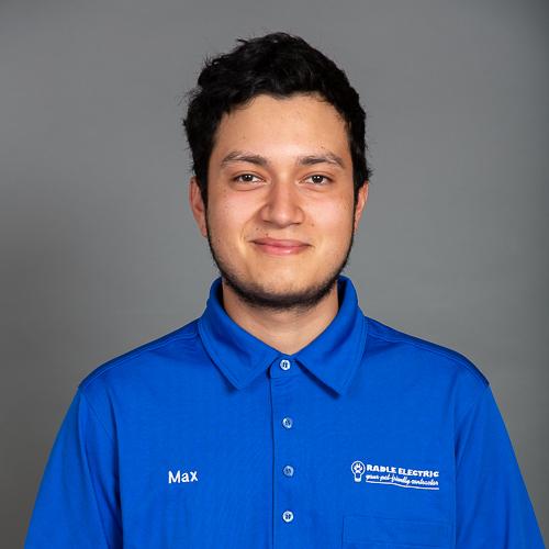 Maximino Nunez <br> Electrician's Skilled Helper